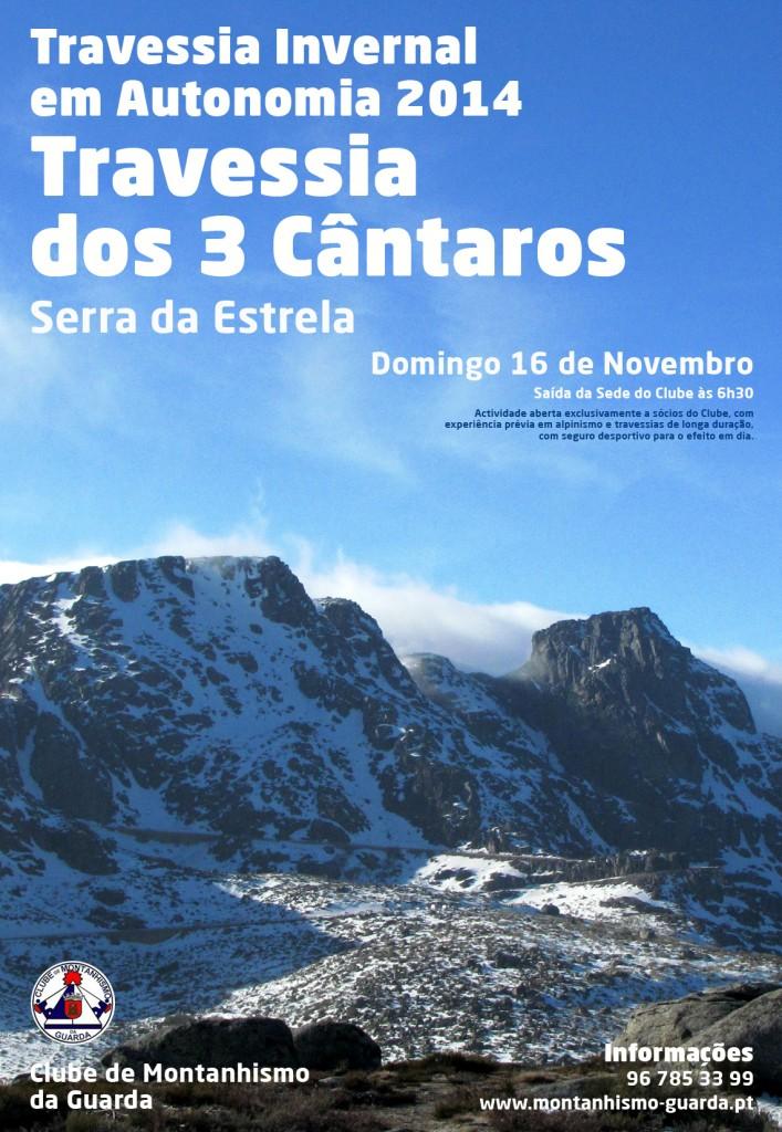serra - 2014/11/16 - Travessia Invernal em Autonomia - Serra da Estrela BaseTravessiaInvernal_2014-707x1024